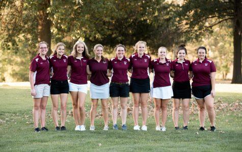 Girls' Golf Finishes Season