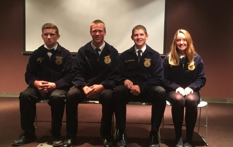 FFA Attends Greenhand Workshop at SIUC