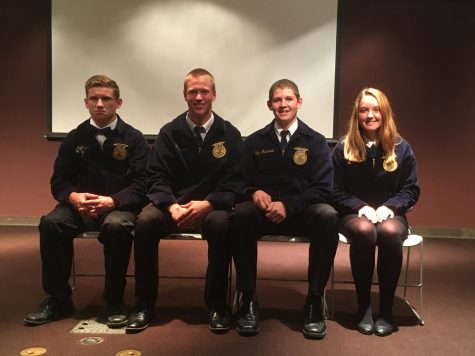 RED BUD FFA CHAPTER ATTEND 360° CONFERENCE