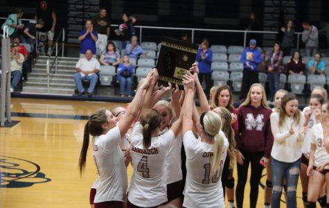 Volleyball Regional Championship Photos