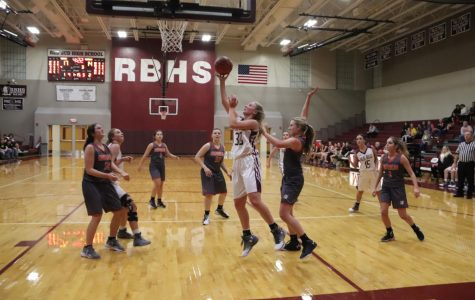 Sophie Richards — 1000th Career Point