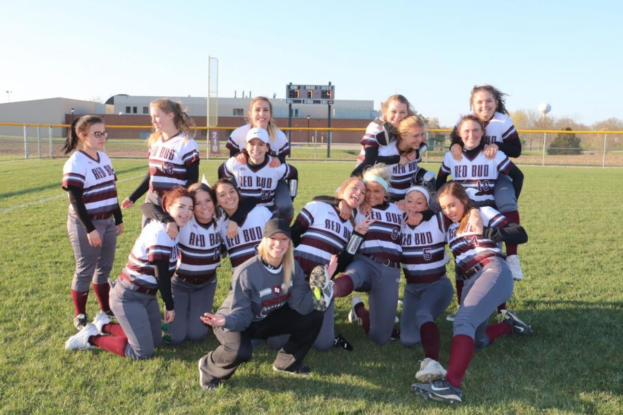Varsity Softball Pictures