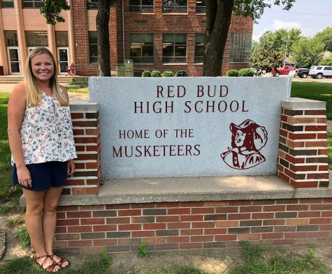 **NEW TEACHER SPOTLIGHT**