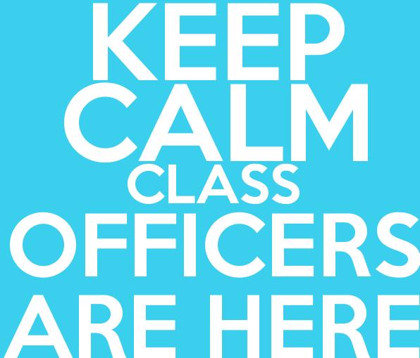 2018 Freshmen Class Officers