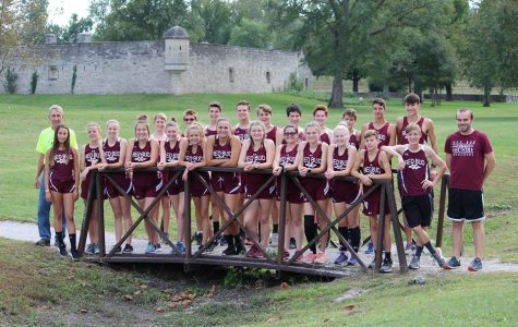Cross Country Team Holds Successful Home Meet