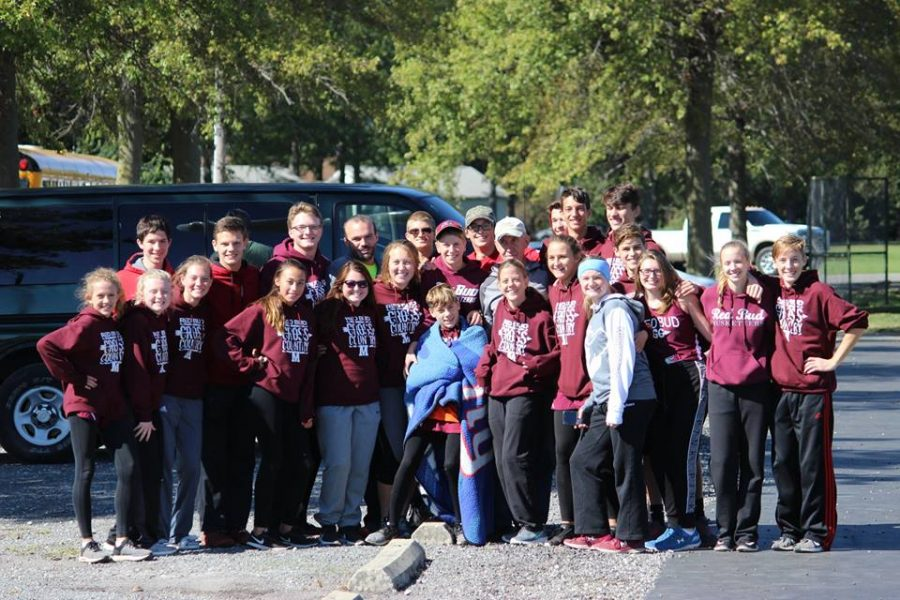 RBHS Cross Country Advances to Sectionals to End Season