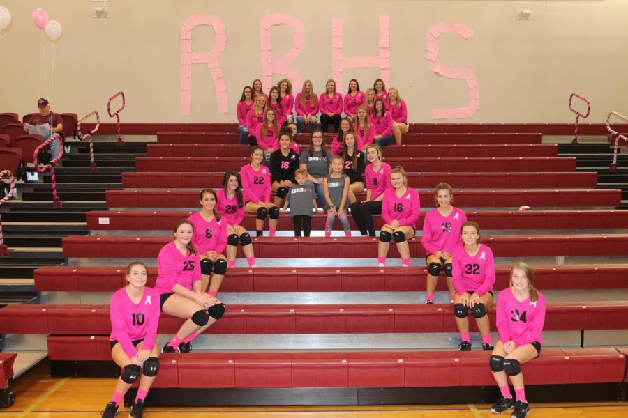 Volley for The Cure Is A SUCCESS