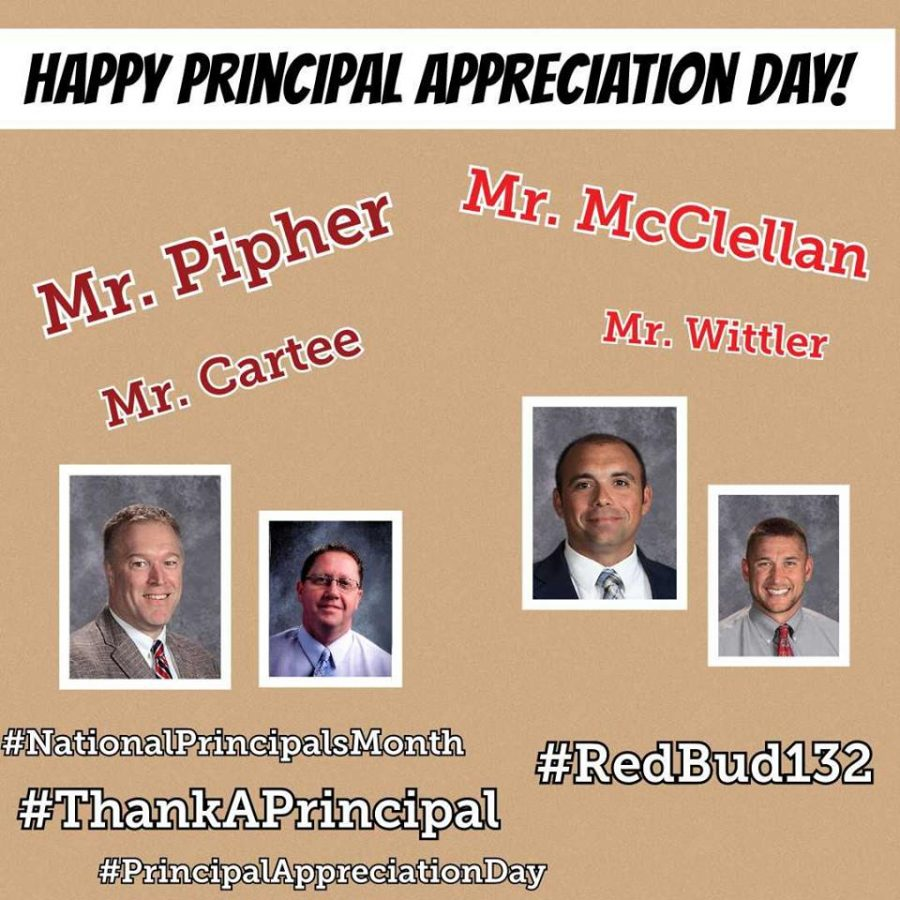 October National Principal's Month