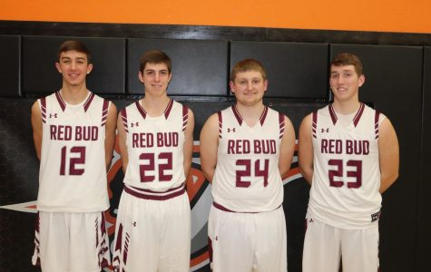 4 RBHS Boys' Basketball Players in Showdown