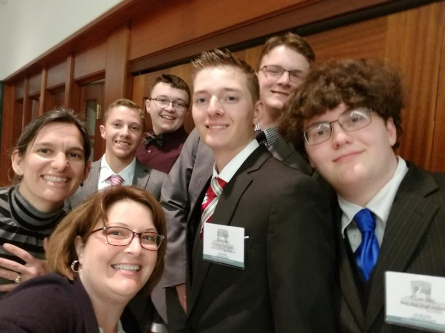 FBLA Attends State Convention & Competition