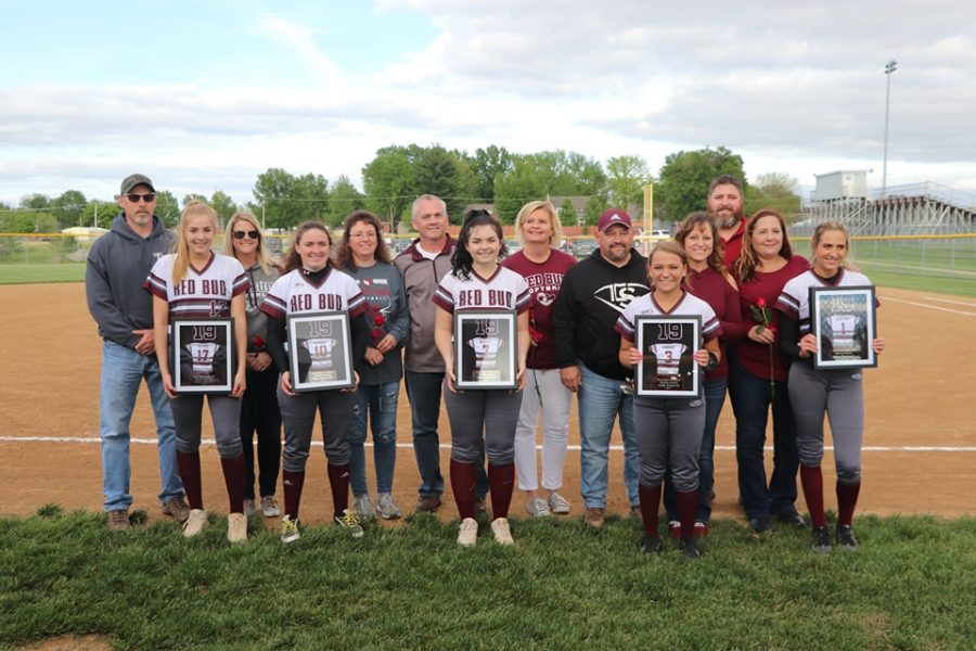 Softball Senior Night Gallery