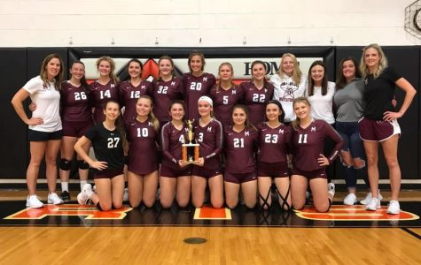 RBHS Volleyball Begins The Season