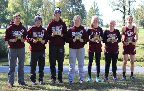 Red Bud Cross Country Tackles EAWR