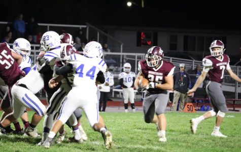RBHS Heads to PlayOffs