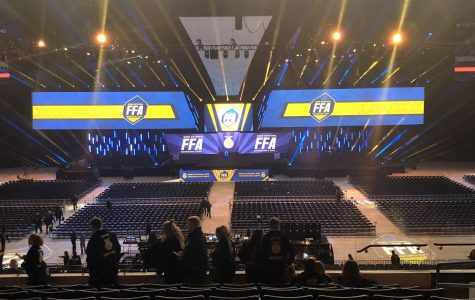 FFA Members Attend 2019 National Convention and Expo