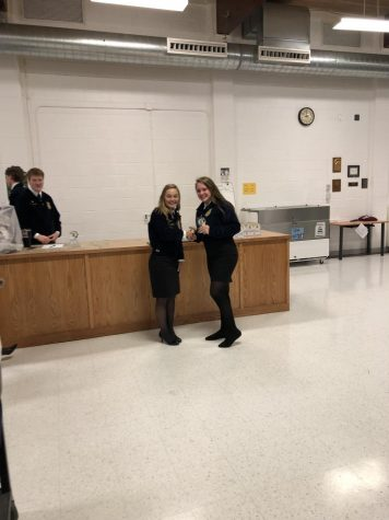 FFA Goes To The Federal Bank
