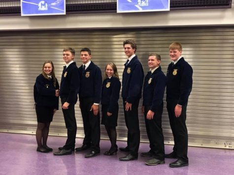 RBHS FFA Hosts Futures Camp