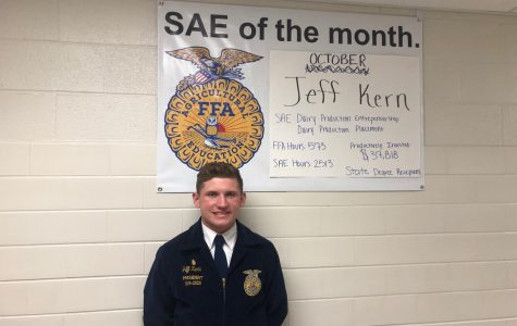Jeff Kern October SAE of the Month