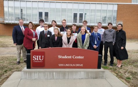 RBHS FBLA Attends Illinois Southern Area Leadership Conference
