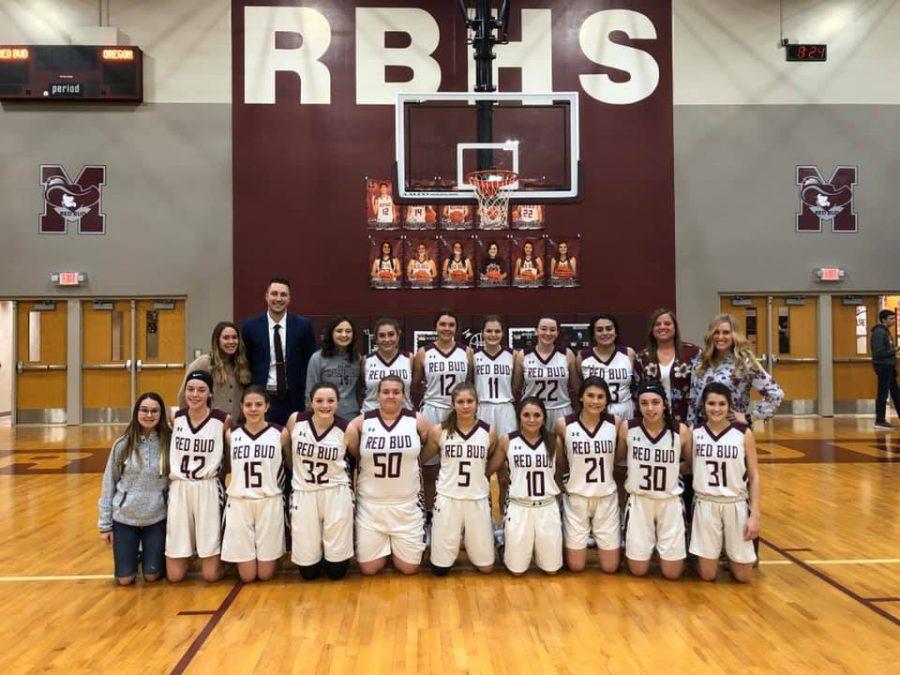 Varsity Girls' Basketball Season Highlights