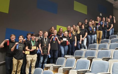 RBHS Math Team Heads to State Competition Again