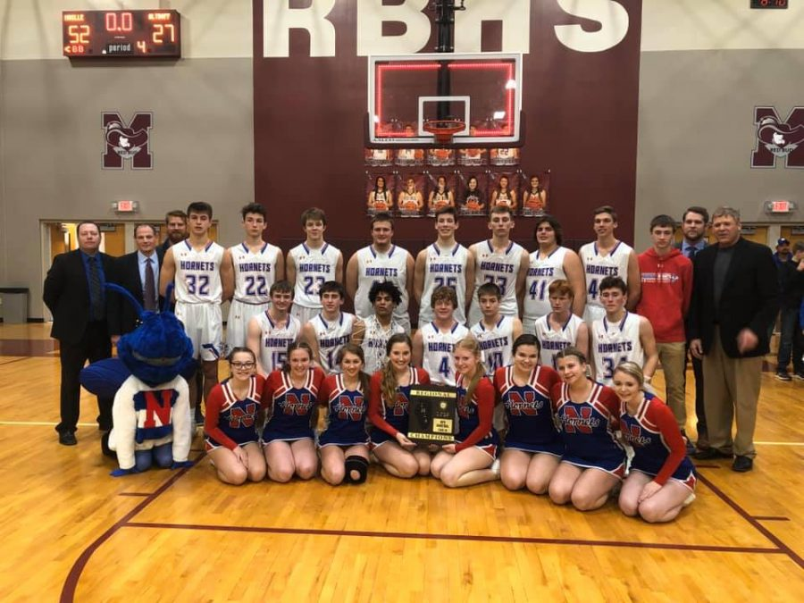 Musketeers Host Boys Basketball Regionals