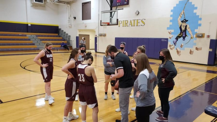 Lady Musketeers Redeem Themselves at Valmeyer