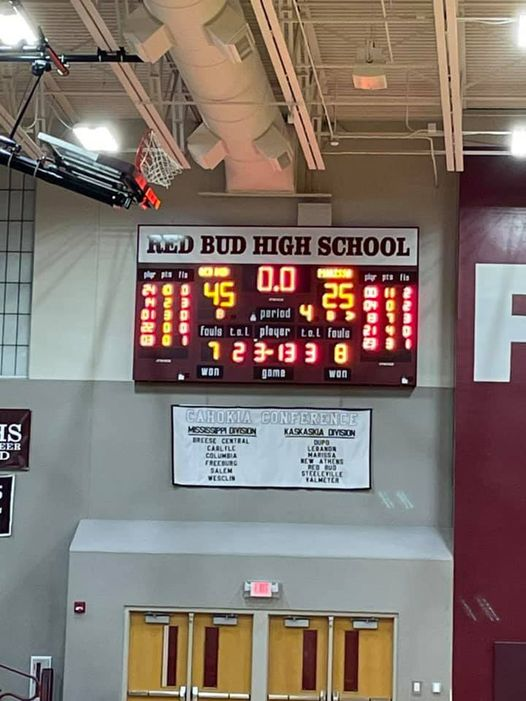 Musketeers Grab 3rd Win in 20 Point Victory Against Marissa