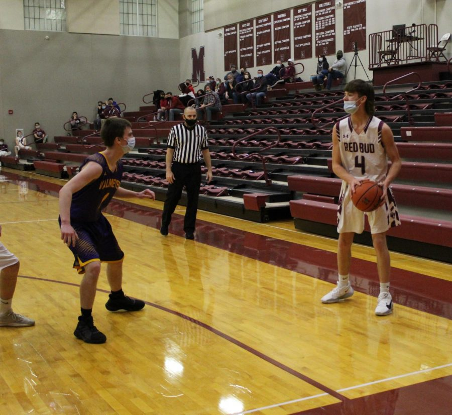 Hall's Post Dominance Propels JV Squad to Victory